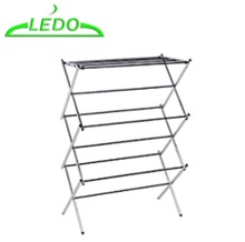 Premium Clothes Drying Rack Stainless Steel Foldable Heavy Duty Portable for Clothes
