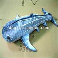 Realistic marine animal stuffed leopard sharks soft toys
