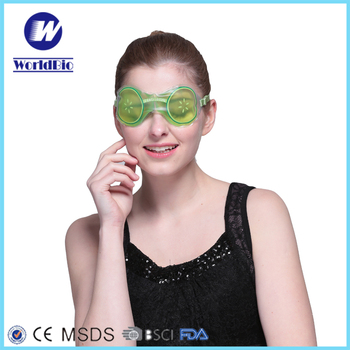 Grind arenaceous hot & cold gel eye mask