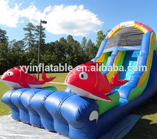 2014 big kahuna inflatable water slide,cheap inflatable water slides for sale
