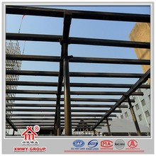 Adjustable Q235 Strong Steel Beam/Box Floor Centres for Supporting the Deck