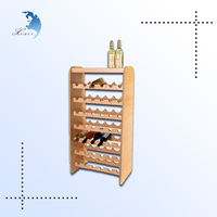 Modern Beauty Products Shop cosmetic display shelf