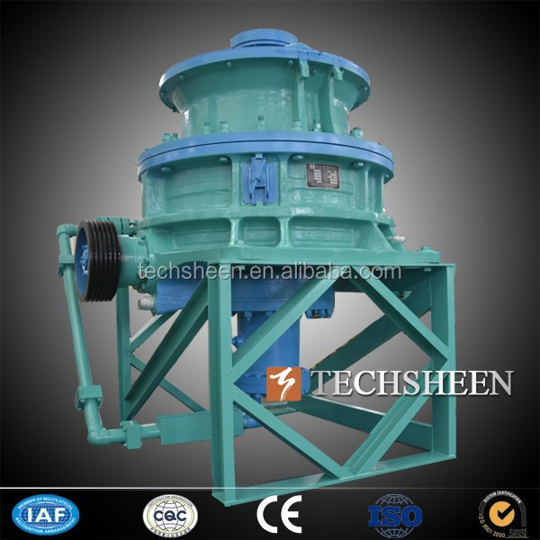 Techsheen CPYQ-0908 High Hardness Basalt Stone Cone Crusher for Highway Road Base