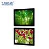 EdgeLight CF9 8mm thickness beautiful picture frame small led backlit light box