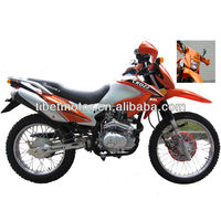 Cheap four-stroke engine dirt bikes for sale(ZF200GY-2)