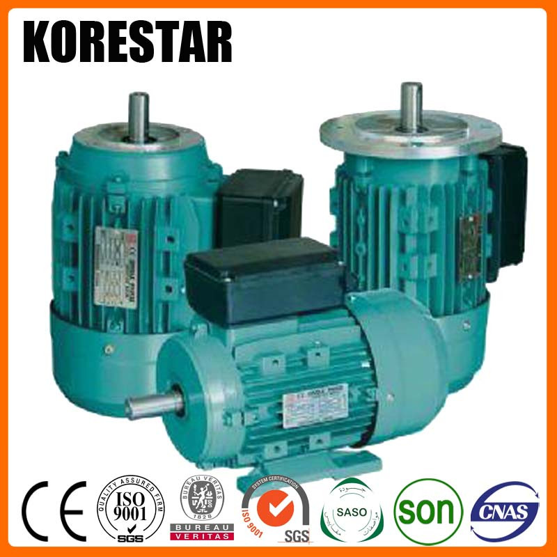 Korestar MC90L-2 1.1KW 1.5HP electric motor