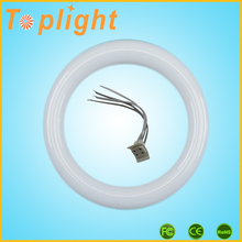 11w 12w 18w 20w t9 led circular replacement tube/20w g10q led circular tube light