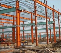 Steel Structure building Prefabricated manufacturering