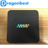 M8S Plus/M8s+ Amlogic S812 Quad Core Android TV Box XBMC Android 5.1 2G/8G 2.4G/5G WiFi H.265 DLNA Miracast