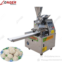 Industrial Professional Steamed Dumpling Maker Automatic Momo Processing Equipment Stuffed Bun Making Machine