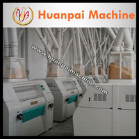 Multifunctional flour mill machinery price