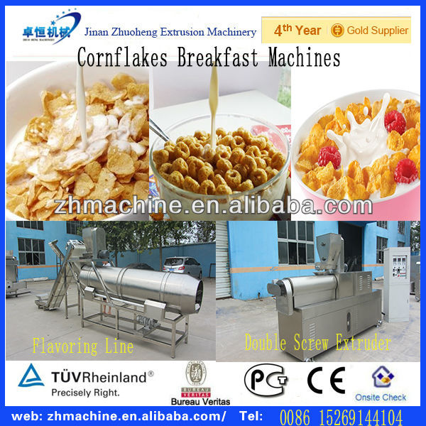 Jinan Zhuoheng koko crunch machine