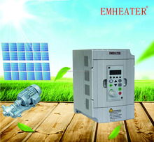 solar pump inverter for solar deep well water pump system for agriculture irrigation and daily water supply