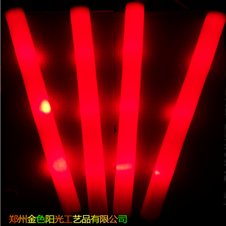 Party Event LED Foam Glow Stick Flashing LED Light Stick