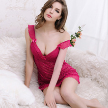 Summer Japan Sex Girls Photos Open Lingerie Hollow Out Camisole Sleepwear With Padded <strong>Sexy</strong> <strong>Underwear</strong>