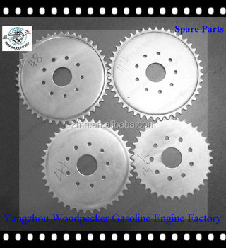 Sprocket for the bicycle engine kit,motor da bicicleta,motor da bicicleta