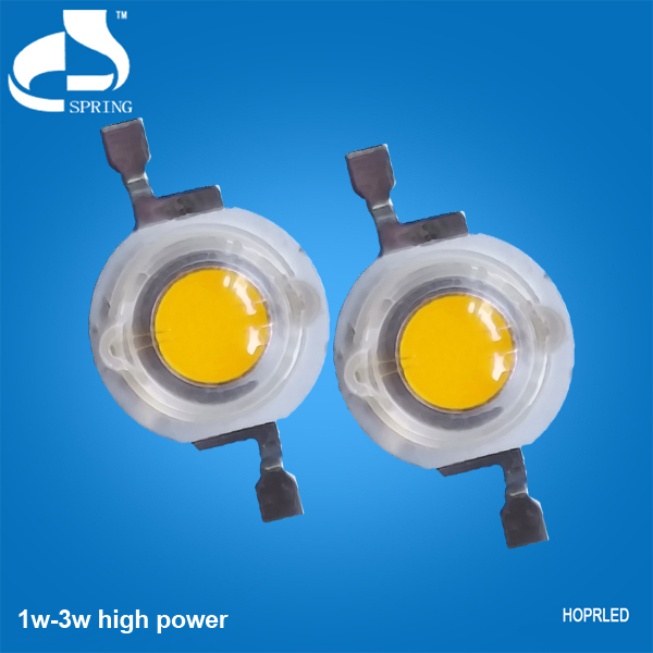 Promotion price taiwan 1w high power led rgb