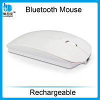 mini wireless mouse_rechargeable bluetooth slim mouse for gift