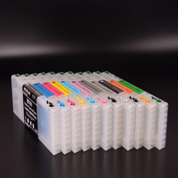 Best Selling Printer Empty Refillable Refill Ink Cartridge For Epson 4900 4910