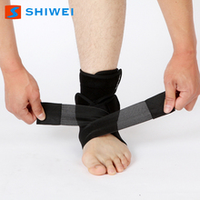 Medical neoprene ankle fracture brace for recovery after injury