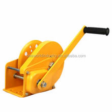 Hot Sale Self locking hand winch lifting hand winch For Europe with CE