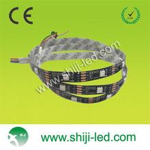 5v color change addressable rgb led strip with ws2801 5050smd ip66