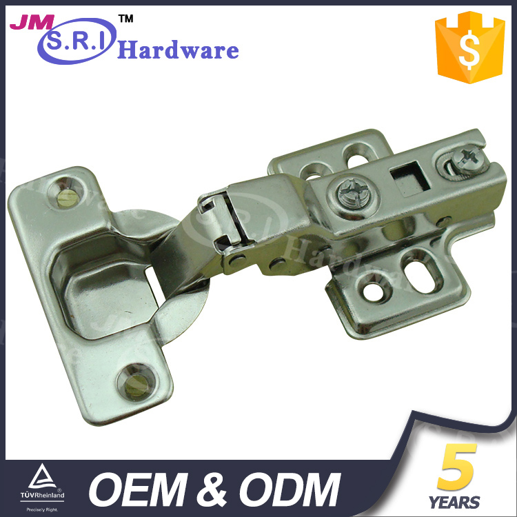 Professional Design Hydraulic Buffering Stainless Steel German Hinge