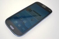Used Samsung Galaxy S3 4g smartphone of good condition