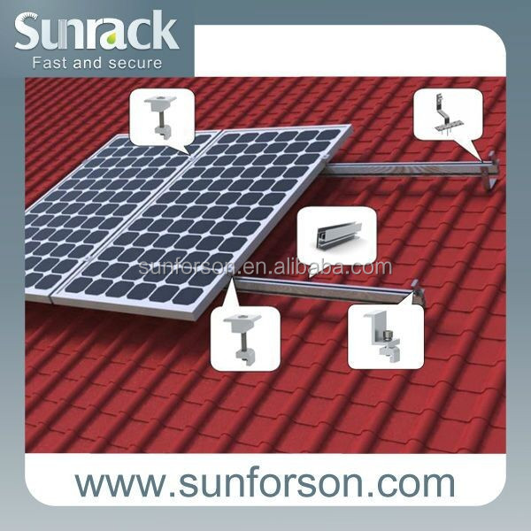 ground mounted solar panel systems
