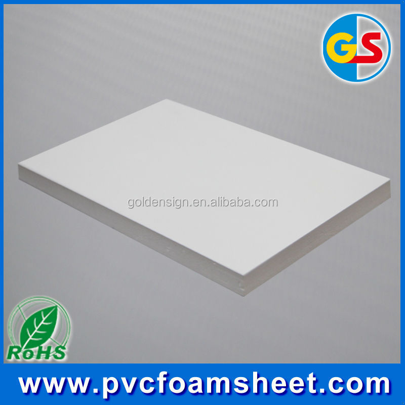 1mm thickness pvc foam sheet