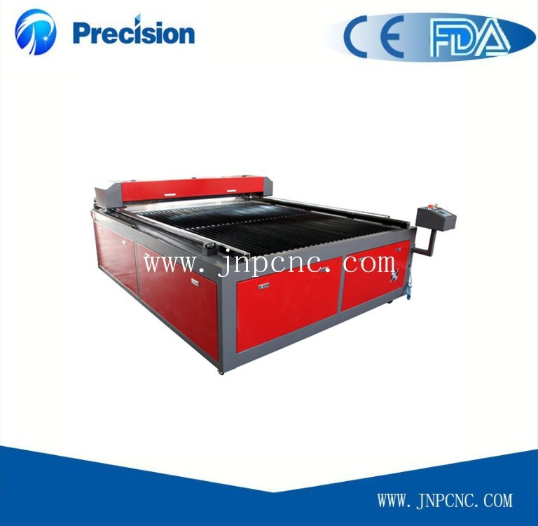 Precision cloth and other soft material laser cutting and engraving machine 1610