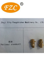Hanging pin copper nozzle