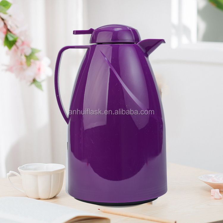 Vacuum Flask Arabic Coffee Pot Thermos Glass Refill Vacuum Flask