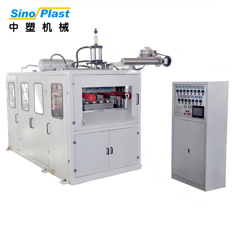 Products Manufacturer Full Line Plastic Cup Making Machine