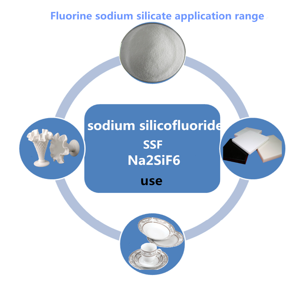 Na2SiF6 Sodium Fluosilicate Manufacturer Wet Process
