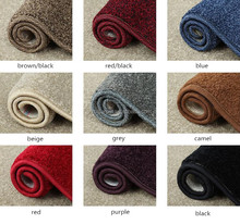 Top sale colorful household easy cleaning antislip PP carpets and rugs