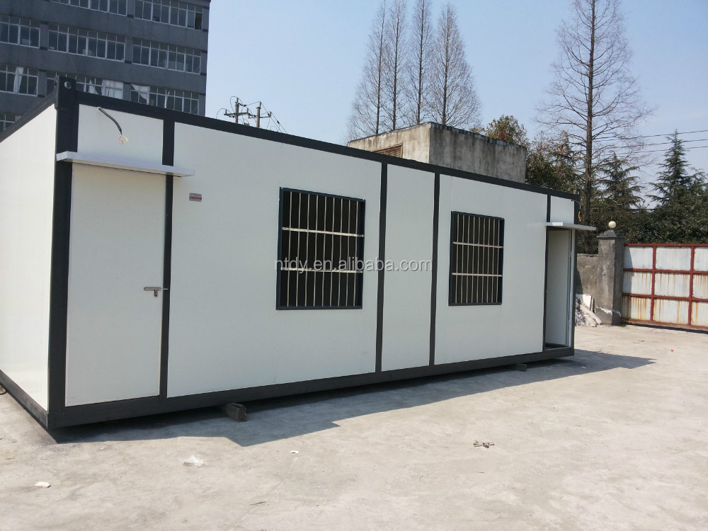 40ft high cube container house