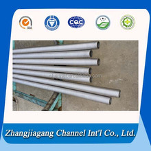 For industry ASTM B338 GR.2 titanium tube
