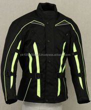 Best textile motorcycle heated jacket , men stylish textile motorcycle jacket 2014