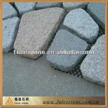 Patio granite irregular shaped paver
