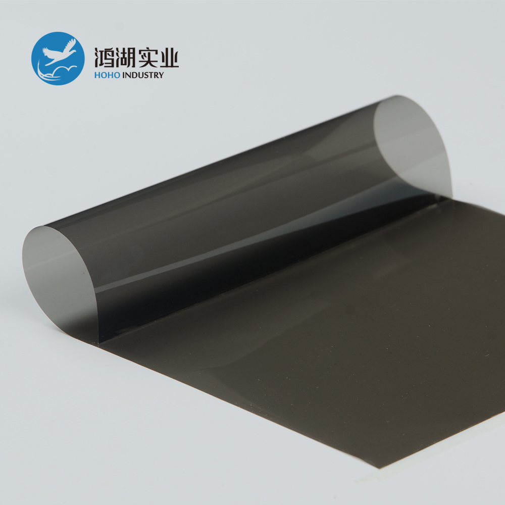 High Cost Performance Sun Roof Vinyl Film 1.52*30m/roll Shanghai Bizs Sign Car Window Film / Sun Control Glass film