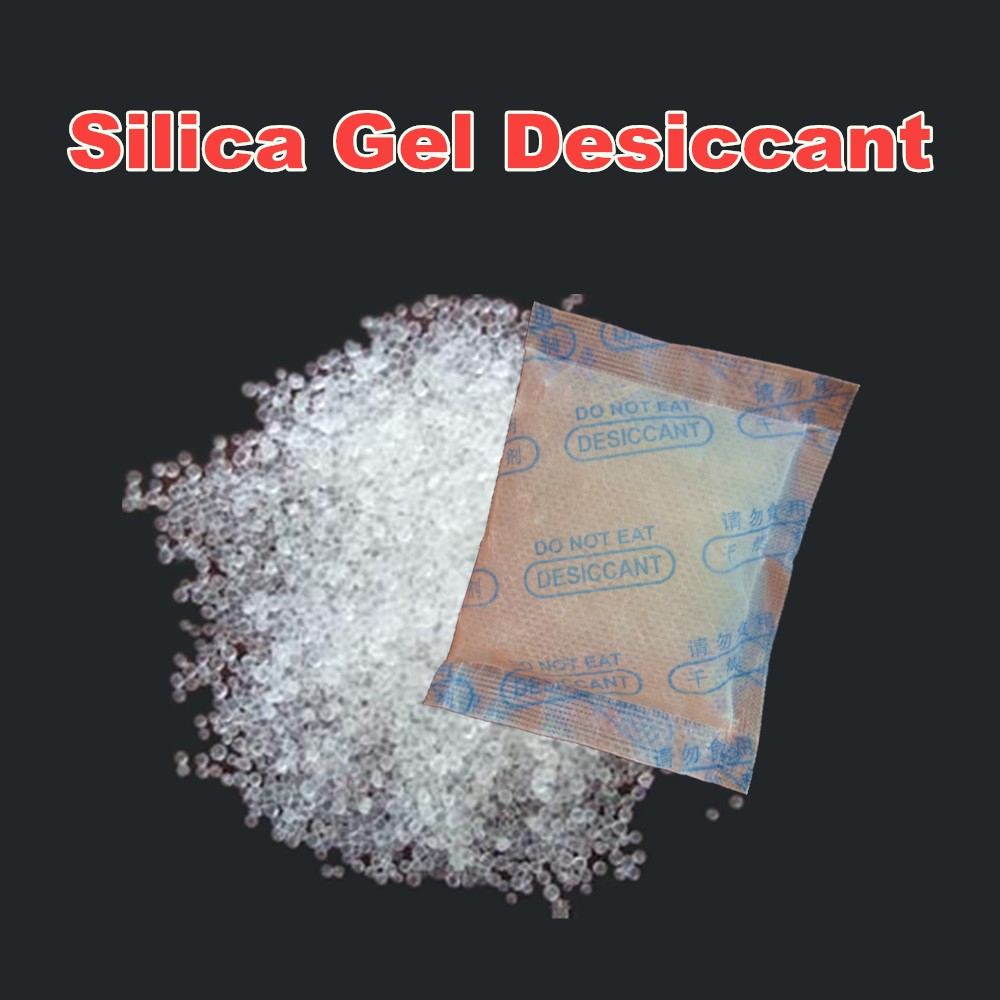 Eco-friend Silica Gel Desiccants/Moisture Absorber Food Grade For Medicine /jewelry/electronic product
