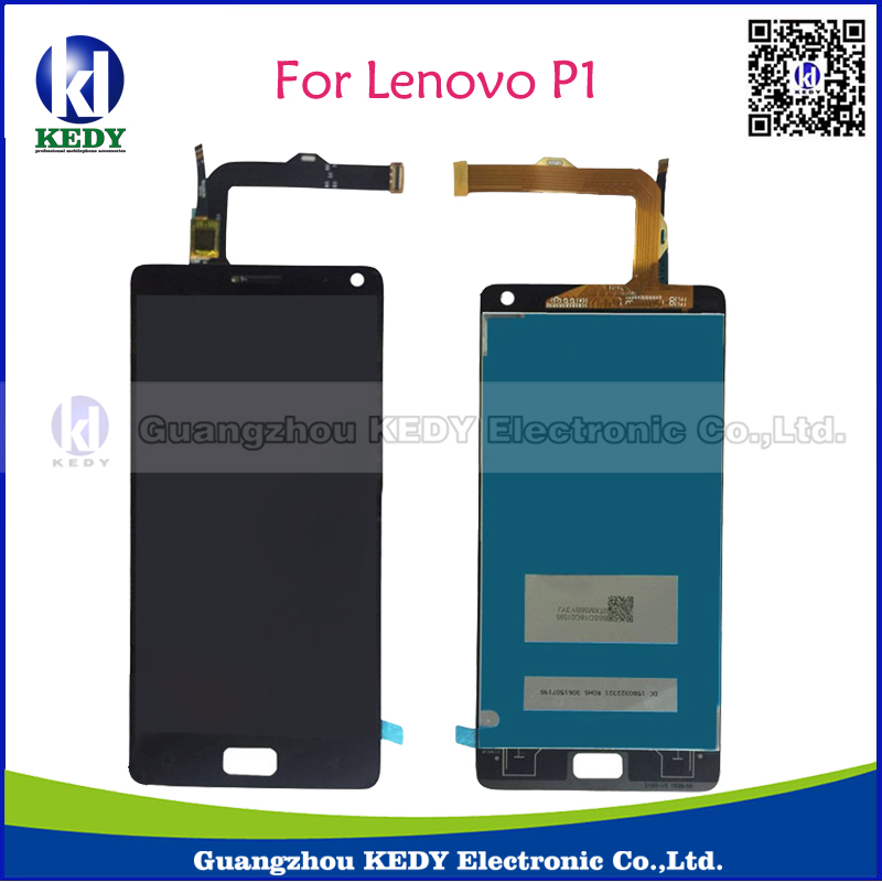 for lenovo P1 Original lcd with touch screen digitizer replacement