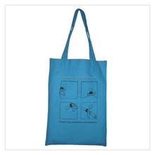 gold supplier sturdy cotton tote bags, wholesale chinese shopping bag, custom tote cotton bag