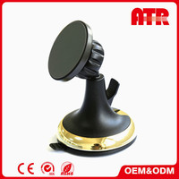 Easy to use universal magnet support car mobile phone holder