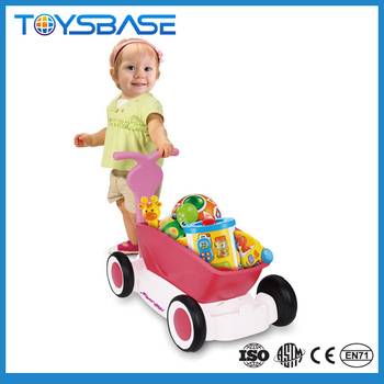 2 in 1 ride on toys kids car