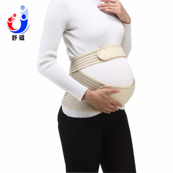 SHUCI maternity back support belt soft elastic maternity belly band with CE & FDA certified