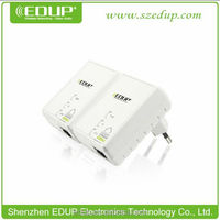 HomePlug AV Powerline 200Mbps Mini Ethernet Bridge