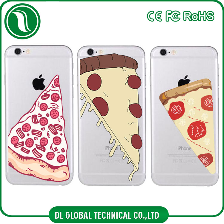 2D sublimation printing case for iphone 7 fruit printing clear tpu case custom mobile phone accessories
