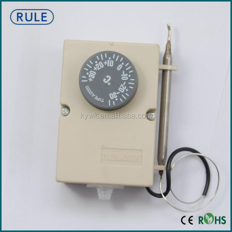 WenZhou Factory F2000 Kitchen Appliance Thermostat